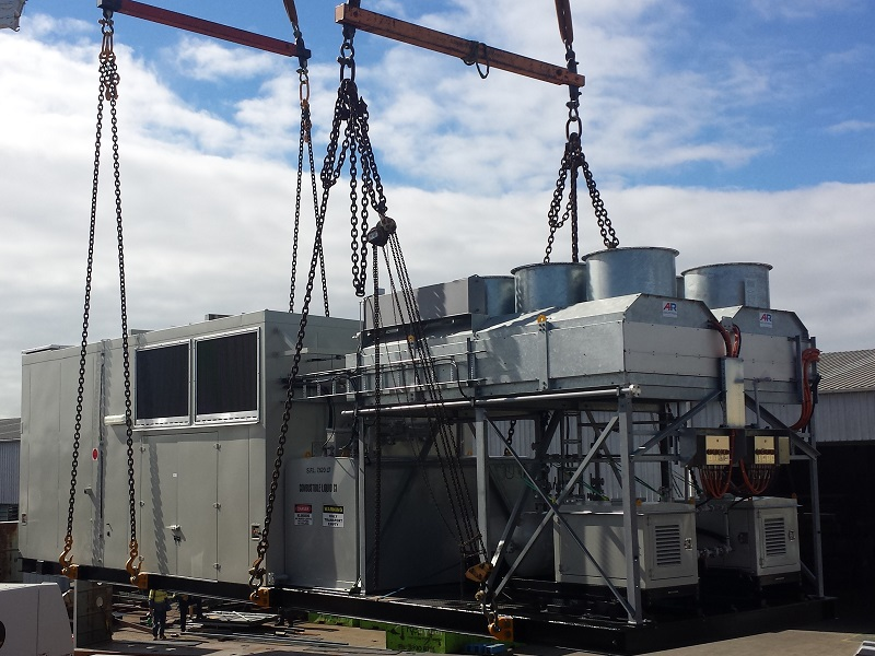 Ichthys LNG Project Sound Enclosures